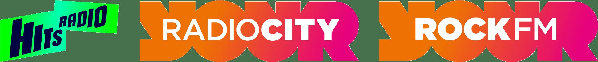 Hits Radio, Radio City, Rock FM