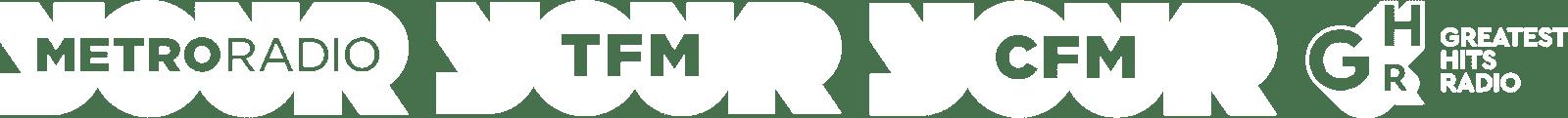Metro Radio, TFM, CFM, Greatest Hits Radio